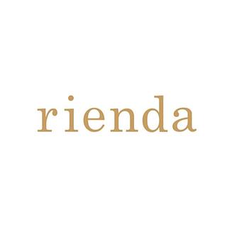 rienda - ♡rienda♡ラッフルスリーブニットトップス♡ブラック♡
