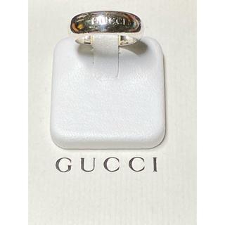 Gucci - GUCCI(グッチ) シルバーリング