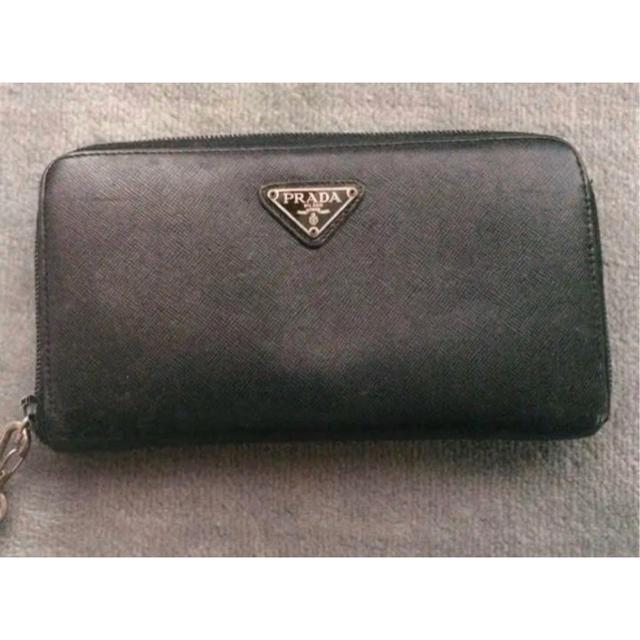 PRADA(プラダ)のPRADA 長財布 メンズのファッション小物(長財布)の商品写真