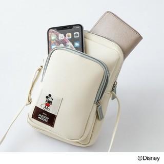 Disney - Disney ディスニー ミッキーマウス ミニショルダーバッグ