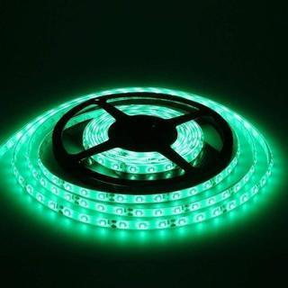 【格安★人気】12V超高輝度 5M 600連 LEDテープ 防水 切断可能(蛍光灯/電球)