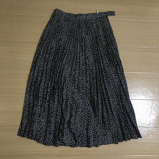 ドットアンドストライプスチャイルドウーマン(Dot&Stripes CHILDWOMAN)のプリーツスカート (ロングスカート)