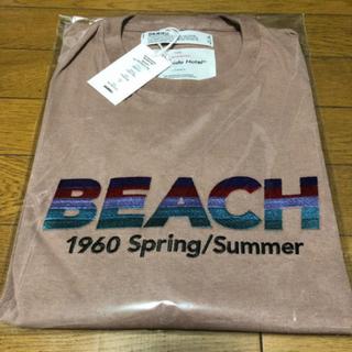 "Jieda - 【菅田将暉着用】DAIRIKU ""BEACH"" Tシャツ"
