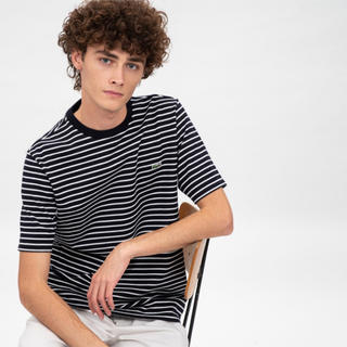 ラコステ(LACOSTE)のラコステ 鹿の子編み Tシャツ(Tシャツ/カットソー(半袖/袖なし))