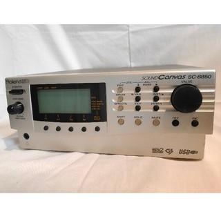 ローランド(Roland)のRolandED SOUNDCANVAS SC-8850(音源モジュール)