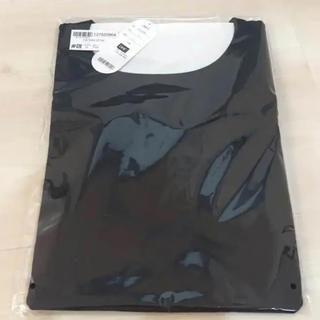 ディーエイチシー(DHC)の脇汗ストップインナー❤︎ブラック(Tシャツ(半袖/袖なし))