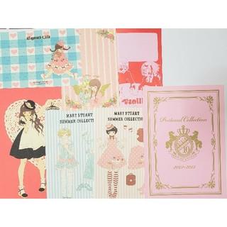 アンジェリックプリティー(Angelic Pretty)のAngelic Prettyポストカードコレクション今井キラオリジナル便箋セット(その他)