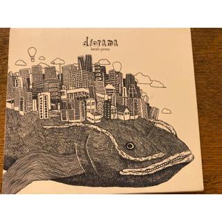 米津玄師 diorama CD+DVD 初回限定盤