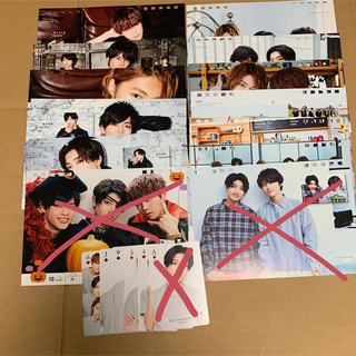 7 MEN 侍 セット売り(アイドルグッズ)