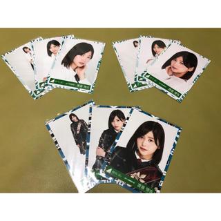 ケヤキザカフォーティーシックス(欅坂46(けやき坂46))の欅坂46 渡邉理佐 3コンプ 生写真(アイドルグッズ)