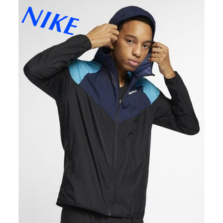 ナイキ(NIKE)のNIKE ナイキ ウィンドランナー メンズ ランニング ジャケット(ナイロンジャケット)