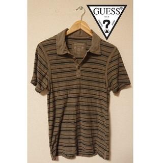 ゲス(GUESS)のGUESS JEANS ポロシャツ(ポロシャツ)