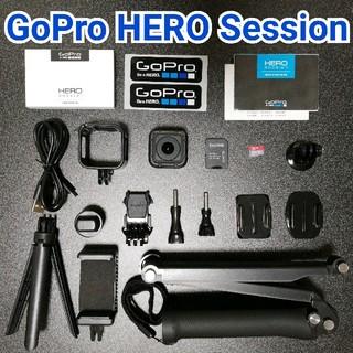 ゴープロ(GoPro)の【美品GoProセット】HERO Session✨(ビデオカメラ)