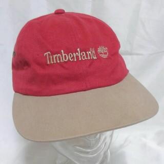ティンバーランド(Timberland)のTimberland 2カラーキャップ デッドストック 90s(キャップ)