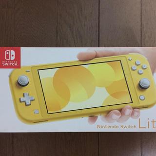 Nintendo Switchライト本体(家庭用ゲーム機本体)