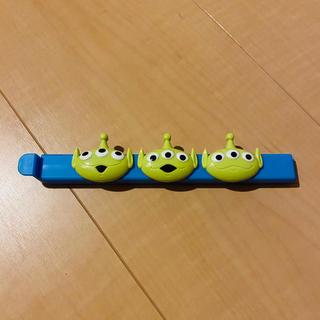ディズニー(Disney)のリトルグリーンメン☆クリップ(キャラクターグッズ)