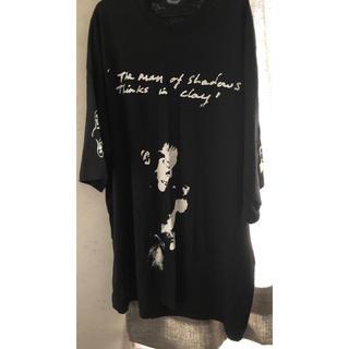 アンダーカバー(UNDERCOVER)のundercover 19ss ビッグtシャツ(Tシャツ/カットソー(半袖/袖なし))