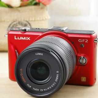 Panasonic - ほステキな写真をスマホへ転送★可愛いミラーレス ★LUMIX GF2