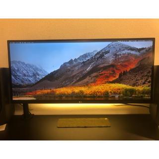 エルジーエレクトロニクス(LG Electronics)のLG モニター ディスプレイ 34WL500-B 34インチ(ディスプレイ)