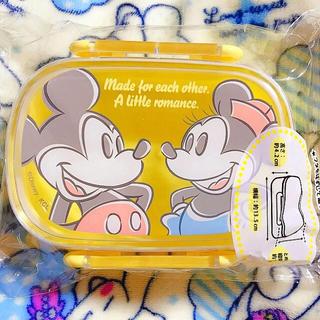 ディズニー(Disney)のミッキーミニーお弁当箱(キャラクターグッズ)