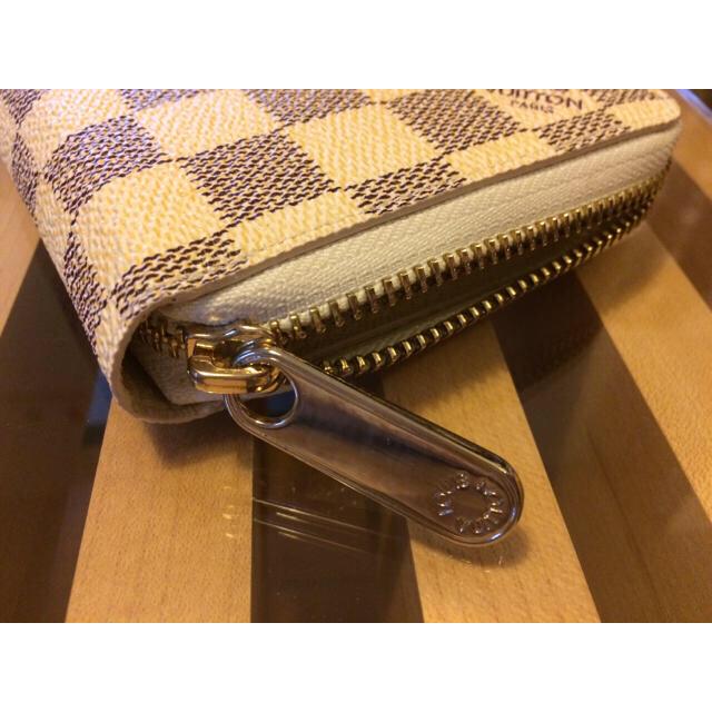 LOUIS VUITTON(ルイヴィトン)のアニmama様 専用  ルイヴィトン ダミエアズール ジッピーウォレット 長財布 メンズのファッション小物(長財布)の商品写真