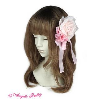 アンジェリックプリティー(Angelic Pretty)の兎慶ぶ花宴クリップ(バレッタ/ヘアクリップ)