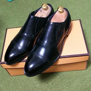 madras - 新品未使用☆日本製 マドラス モデロ サイドエラスティック 革靴