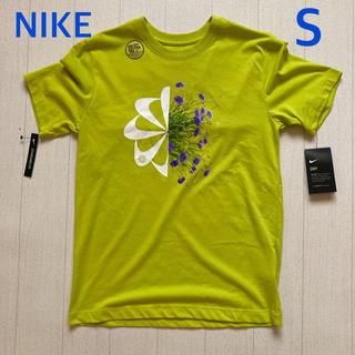 ナイキ(NIKE)のNIKE ナイキ 風車Tシャツ メンズS dry-fit 新品未使用(Tシャツ/カットソー(半袖/袖なし))