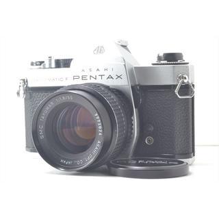 ペンタックス(PENTAX)のPentax ペンタックス SPF SMC takumar 55mm f/1.8(フィルムカメラ)