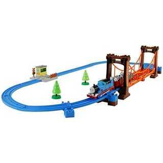 プラレール トーマス ぐらぐらつり橋セット(鉄道模型)