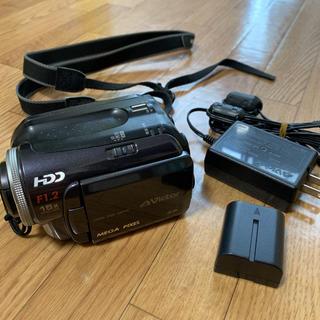ビクター(Victor)のVictor HDD ビデオカメラ GZ-MG50(ビデオカメラ)