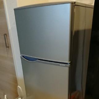 シャープ(SHARP)の冷蔵庫 シャープ SJ-H12Y-S 2015年製(冷蔵庫)