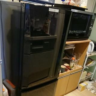 ミツビシデンキ(三菱電機)の冷蔵庫 三菱 MR-P15C-B 2018年製(冷蔵庫)