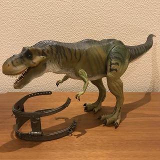 ユニバーサルスタジオジャパン(USJ)のジュラシックワールド ロストワールド ティラノサウルス T-REX フィギュア(SF/ファンタジー/ホラー)