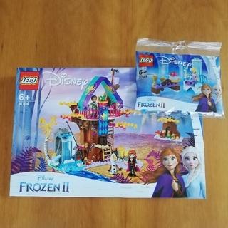 レゴ(Lego)のレゴ アナと雪の女王2 マジカルツリーハウス 41164 ミニ袋 30553(その他)