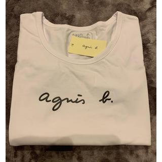 agnes b. - アニエスベー  レディース Tシャツ   Lサイズ