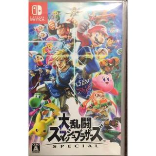 Nintendo Switch - 大乱闘スマッシュブラザーズ SPECIA