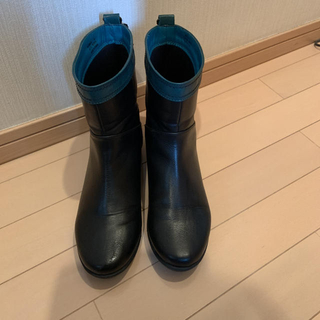 ヌォーボ(Nuovo)のnuovo  レインブーツ  24.0cm(レインブーツ/長靴)