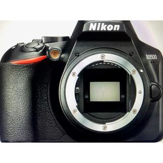 ●ニコン(Nikon) D3500 ボディ(コンパクトデジタルカメラ)