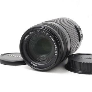 キヤノン(Canon)の❤️Canon人気望遠❤️Canon EF-S 55-250 IS Ⅱ(レンズ(ズーム))