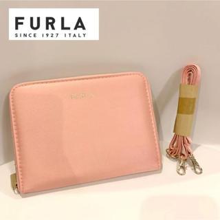 Furla - 【非売品】FURLA フルラ オウム柄 マルチケース