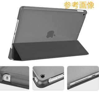 アイパッド(iPad)のFintie  iPad 10.2 ケース第七世代半透明バックカバー(iPadケース)
