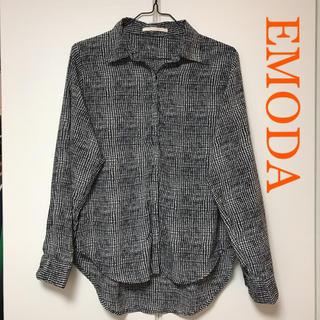 エモダ(EMODA)のEMODA シャツ(シャツ/ブラウス(長袖/七分))