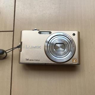パナソニック(Panasonic)のPanasonic DMC-FX66 デジカメ(コンパクトデジタルカメラ)