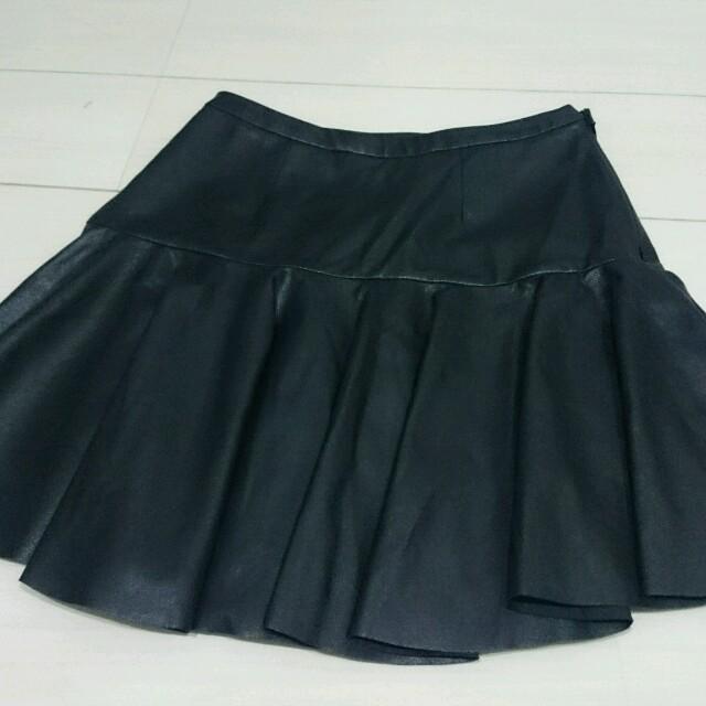 Chesty(チェスティ)のまゆ様専用 チェスティ  レザースカート レディースのスカート(その他)の商品写真