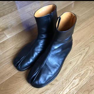 マルタンマルジェラ(Maison Martin Margiela)の足袋ブーツ 27(ブーツ)