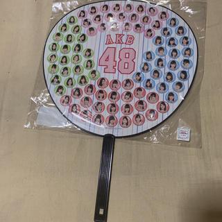 エーケービーフォーティーエイト(AKB48)のAKB48 うちわ(アイドルグッズ)