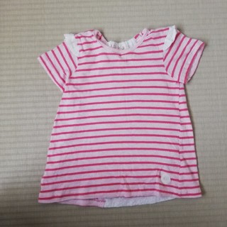 ビケットクラブ(Biquette Club)のキムラタン Biquette Ciub 120cm Tシャツ カットソー (Tシャツ/カットソー)