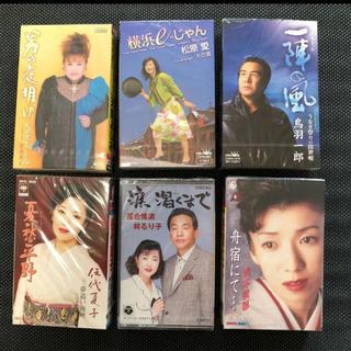 演歌カセットテープまとめ売り(演歌)
