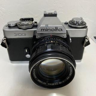 コニカミノルタ(KONICA MINOLTA)のミノルタ XD(フィルムカメラ)